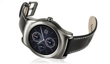 LG Watch Urbane in Silver