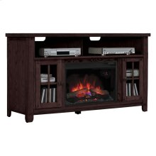 Dakota TV Stand with Electric Fireplace