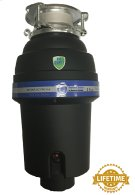Perfect Grind® Waste Disposer - Continuous Feed 3-Bolt Mount 1-1/4 HP Product Image
