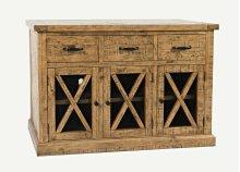 Telluride 3 Drawer Sideboard
