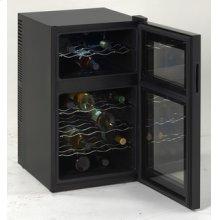 Model EWC2410DZ - Deluxe Dual Zone Wine Cooler