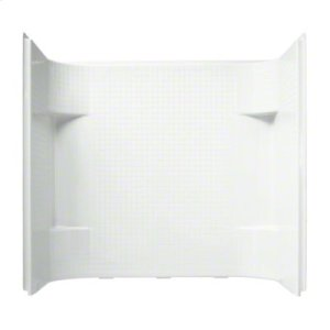 Accord® Wall Set with Age-in-Place Backers - White Product Image