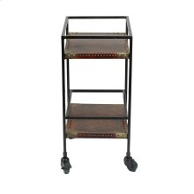 Industrial Bar Trolley