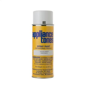 Snow White Paint Touch Up Can 12 oz.