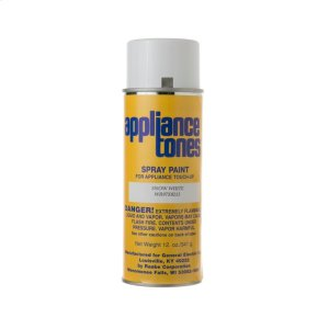 Ge AppliancesSnow White Paint Touch Up Can 12 oz.