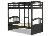 Triplet Twin/Twin Bunk Bed Java