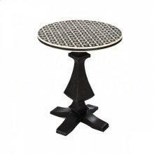 Ecliptic Pedestal Table