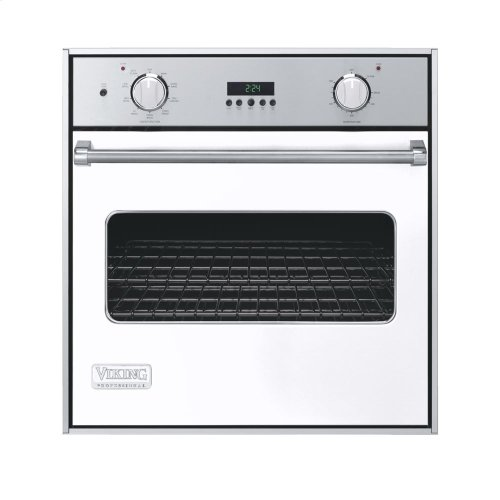"White 27"" Single Electric Select Oven - VESO (27"" Single Electric Select Oven)"
