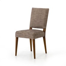 Kurt Dining Chair-striae Sepia