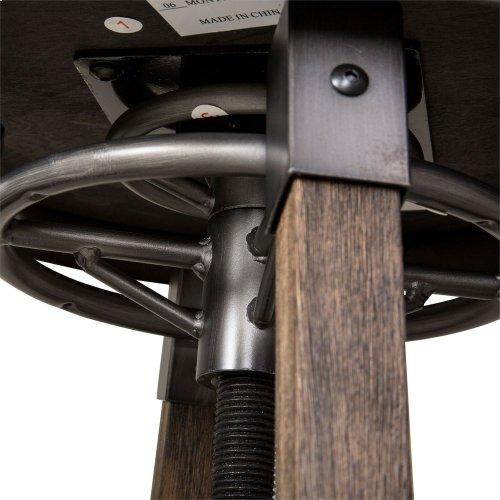 Adjustable Height Bar Stool (RTA)