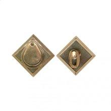 DIAMOND DEAD BOLT - DB509 Silicon Bronze Brushed