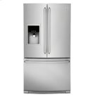 Counter-Depth French Door Refrigerator with Wave-Touch® Controls Product Image