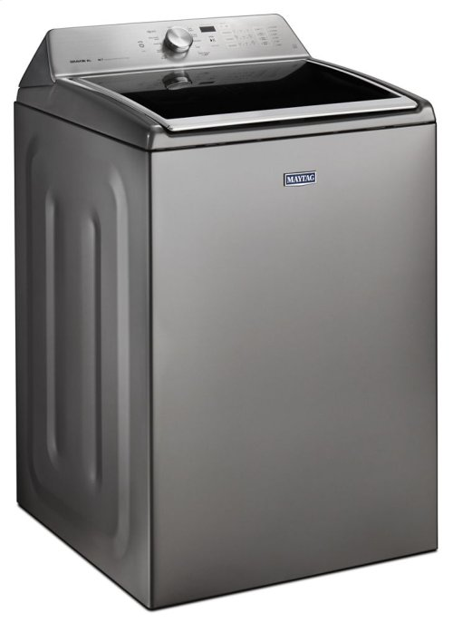 Extra-Large Capacity Washer with Deep Clean Option- 5.3 Cu. Ft.
