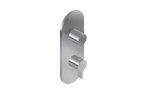 Terra M-Series Valve Trim with Two Handles