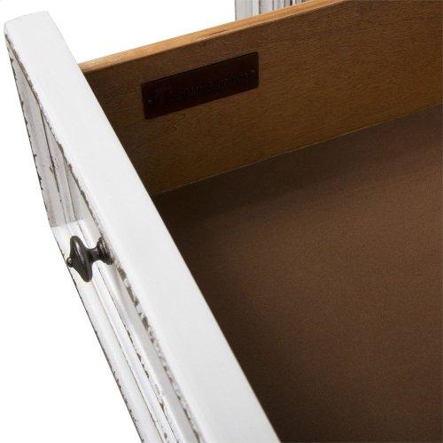 2 Mirrored Door 4 Drawer Dresser