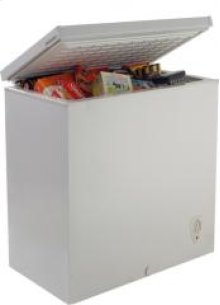 Model CF146 - 5.1 Cu. Ft. Chest Freezer - White