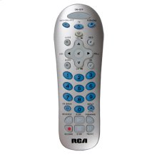 3 device universal remote (batteries included)