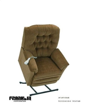 3 Way Non-Chaise Lift and Recline