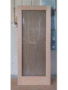 Cedar Glass Door 09 - Old Stock