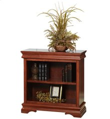 Legacy 2-Shelf Bookcase