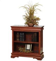 Legacy 2-Shelf Bookcase