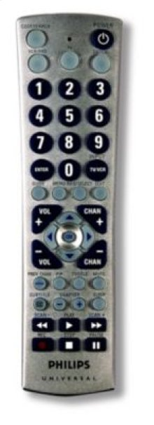 Philips Remote Control US2-P335B Universal