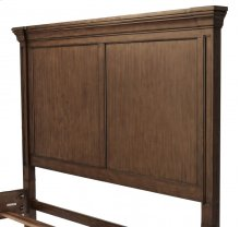 Gallatin Headboard King Panel