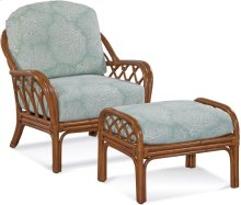 Edgewater Chair and Ottoman