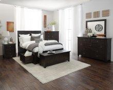 Kona Grove 3 Piece Queen Bedroom Set: Bed, Dresser, Mirror