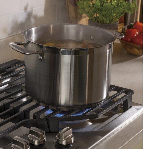 "GE® 36"" Built-In Gas Cooktop"