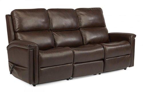 Samantha Fabric Lift Reclining Sofa