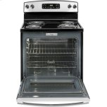 "GE ®30"" Free-Standing Self-Clean Electric Range"