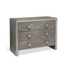 Francois 3 Drawer Chest