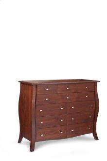 Sophia 12-Drawer Bureau, Medium