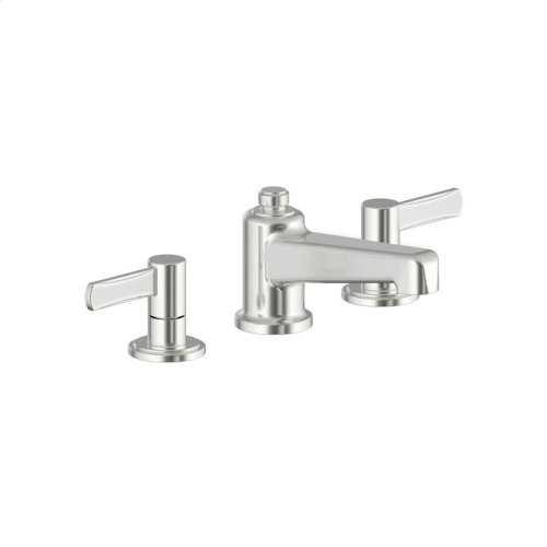 Widespread Lavatory Faucet Darby (series 15) Satin Nickel