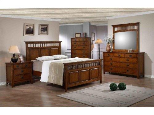 Elements - Trudy 4 Pc. Bedroom Set