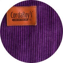 Full Cover - Corduroy - Purple