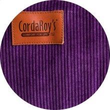 Full Cover - Corduroy - Purple