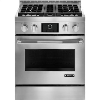 """Pro-Style™ 30"""" Gas Range with MultiMode™ Convection, Pro-Style™ Stainless Handle"""