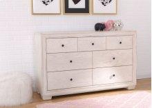 Ravello 7 Drawer Dresser - Antique White (122)