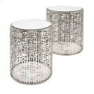 Evans Mirror Tables - Set of 2 Product Image