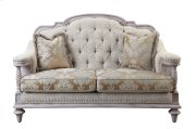 Love Seat, 2 Pillows Product Image