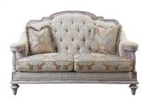 Love Seat, 2 Pillows