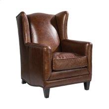Atwood Chair - Gunner Coffee