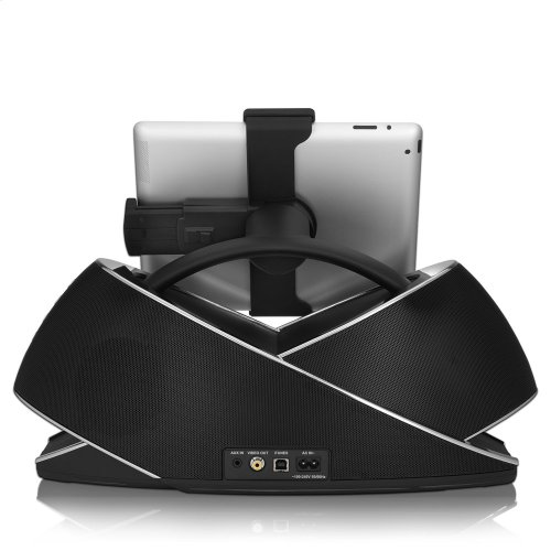 JBL OnBeat Xtreme Wireless iPhone 4 and iPad speaker dock
