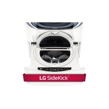 1.0 cu. ft. LG SideKick Pedestal Washer, LG TWINWash Compatible***FLOOR MODEL CLOSEOUT PRICE***