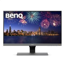 27 inch 1080p HDR Monitor with DCI-P3, Eye-care Technology  EW277HDR