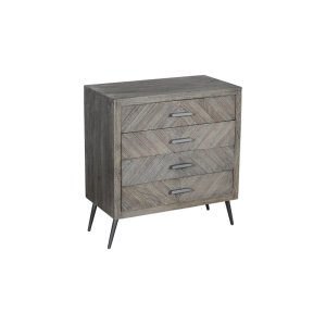 CRESTVIEW COLLECTIONSFreeport 4 Drawer Chest