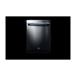 "Jenn-Air Rise 24"" Trifecta Dishwasher, 38 Dba"