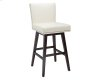 Vintage Swivel Barstool - Cream